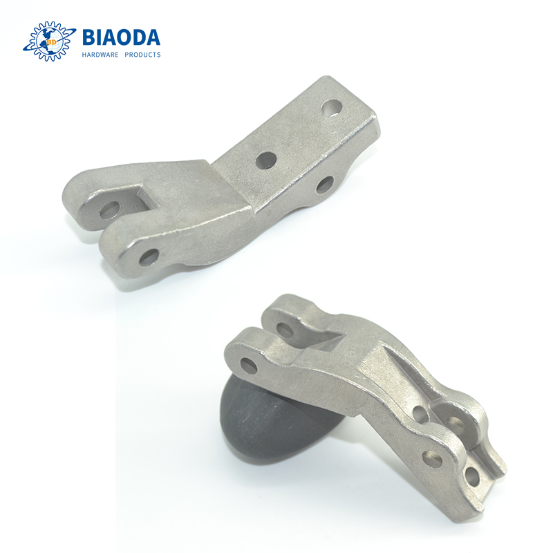 Manufacturer production and wholesale Electroplating clip casting parts Stainless steel casting