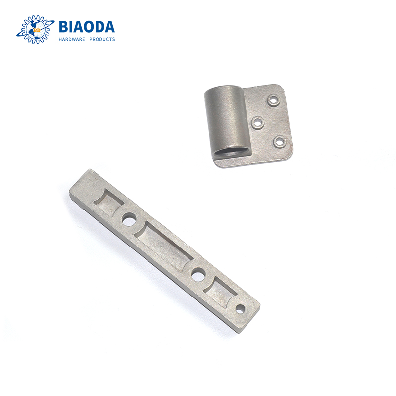 Non-standard customized steel castings Heavy hinge Sand casting